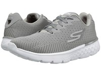 Skechers Go Run 400 Gray Women's Running Shoes