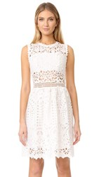 Ministry Of Style Lush Lace Dress Ivory