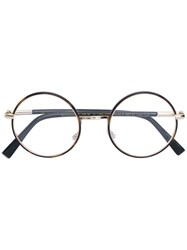Cutler And Gross 0346 Glasses Metal Black