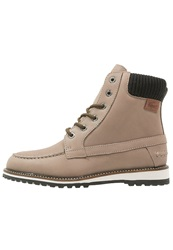 Lacoste Eclose Laceup Boots Light Brown Beige