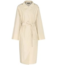The Row Trentz Trench Coat Beige