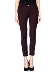 Toy G. Casual Pants Deep Purple