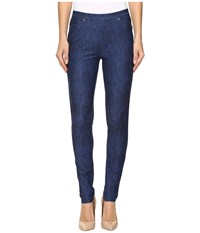 Michael Michael Kors Classic Wash Leggings Blue Indigo Women's Casual Pants