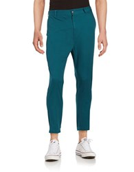 Laboratory Lt Man Slim Pants Teal