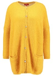 Derhy Realisation Cardigan Jaune Yellow
