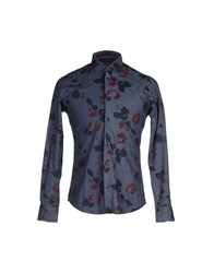 At.P. Co At.P.Co Denim Denim Shirts Men Blue