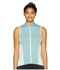 Pearl Izumi Select Escape Sleeveless Jersey Arctic Mist Green Clothing Blue