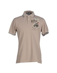 Tortuga Topwear Polo Shirts Men Khaki