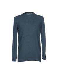 Messagerie Sweaters Slate Blue