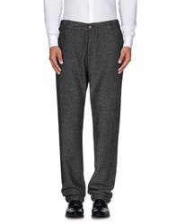 Authentic Original Vintage Style Trousers Casual Trousers Men Steel Grey