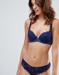Lepel Fiore Thong Navy