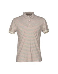 Oliver Spencer Polo Shirts Ivory