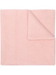 3.1 Phillip Lim Ribbed Scarf Pink