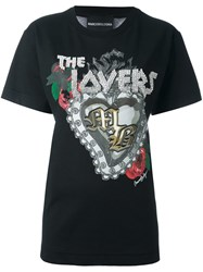 Marco Bologna 'The Lovers' T Shirt Black