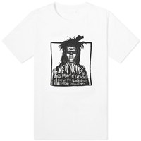 Neil Barrett Basquiat Tee White