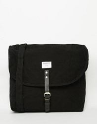 Sandqvist Ground Jack Messenger Bag Black