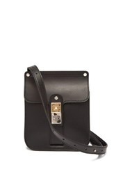 Proenza Schouler Ps11 Leather Cross Body Bag Black