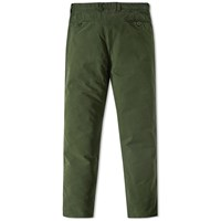 Aspesi Garment Dyed Chino Green