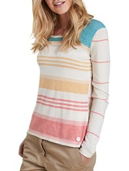 Barbour Current Stripe Jumper Multi