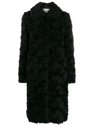 Mackintosh Classic Collar Shearling Coat 60