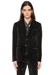 John Varvatos Cotton Velvet Jacket
