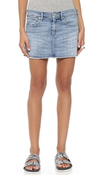 Citizens Of Humanity Daria Mini Skirt Echo