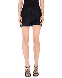Victoria Beckham Denim Denim Denim Shorts Women Blue
