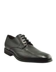 Bruno Magli Wes Leather Oxfords Black