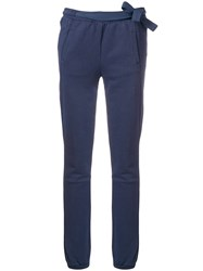 Humanoid Track Trousers Blue