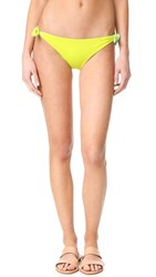 Solid And Striped The Jane Bikini Bottoms Kiwi Aqua