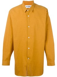 Etudes 'Ombre' Shirt Yellow Orange
