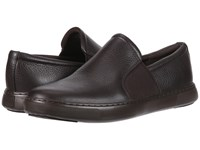 Fitflop Collins Slip On Chocolate Shoes Brown