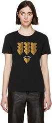 Undercover Black Heart T Shirt