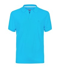 Vilebrequin Palatin Polo Shirt Male Blue