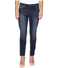 Liverpool Petite The Hugger 4 Way Stretch Skinny Jeans In Orion Medium Dark Indigo Orion Medium Dark Indigo Women's Jeans Blue