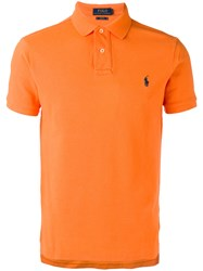 Polo Ralph Lauren Classic Shirt Yellow Orange