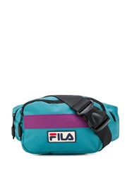 Fila Logo Belt Bag Blue