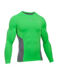 Under Armour Ua Coolswitch Compression Shirt Lime Green