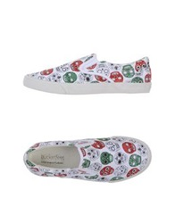Bucketfeet Low Tops And Trainers White