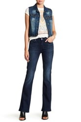 7 For All Mankind Karah Bootcut Jean Blue