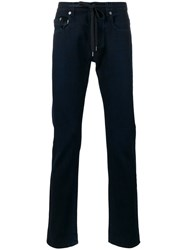 Andrea Pompilio Skinny Jeans Blue