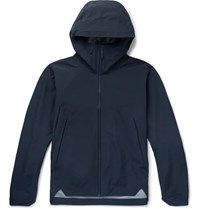 Arcteryx Veilance Arc'teryx Arris Gore Tex Hooded Jacket Midnight Blue