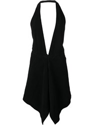 Lost And Found Ria Dunn Backless Vest Black