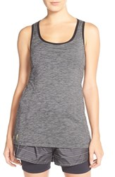 Women's Lole 'Debbie' Tank Black Heather