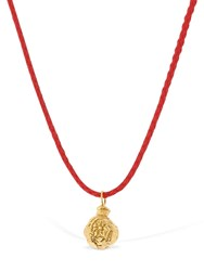 Alighieri The Pentacle Necklace Gold