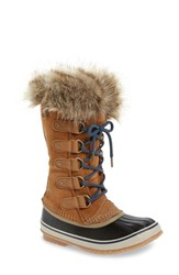 Sorel Women's 'Joan Of Arctic' Waterproof Snow Boot Elk