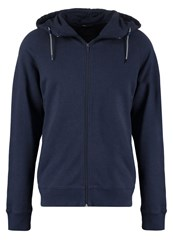 Scotch And Soda Tracksuit Top Night Melange Dark Blue