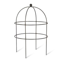 Garden Trading Barrington Domed Plant Support Black