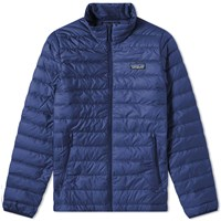 Patagonia Down Sweater Jacket Blue