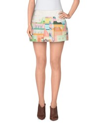 Custo Barcelona Skirts Mini Skirts Women